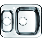 Мойка для кухни нержавеющая сталь шелк 1 1/2 чаша справа Iddis Strit STR60SZi77