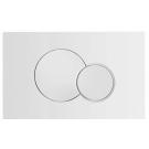 051012000 Кнопка спускная механическая Eclipse 2 для инсталляции белая IFO