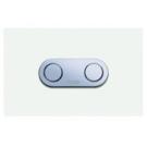 081011100 Спускная кнопка Cameleon пневматическая для монтажного стенда белое стекло IFO