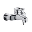 Тритон 3204-К Смеситель для ванны, короткий излив, однорычажный
