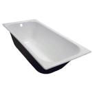 Ванна чугунная Ностальжи 1500x700x462 Universal