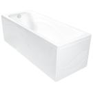 Ванна акриловая прямоугольная Clavis 160x70 Jika