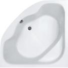 Ванна акриловая угловая Lucerne 140x140 Jika