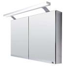 Зеркальный шкафчик Seven D 80x55x12 см IDO 97920-05-001