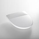 IDO 91537-01-001 Сиденье Seven D белое жёсткое, металлические петли