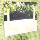 COMFORTY Зеркало Жасмин-75 с подсветкой