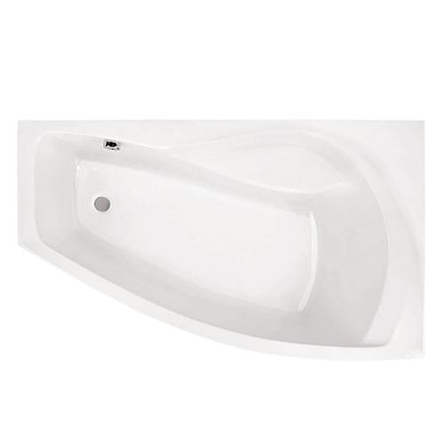 Ванна акриловая Майорка XL 160х95 правая Santek