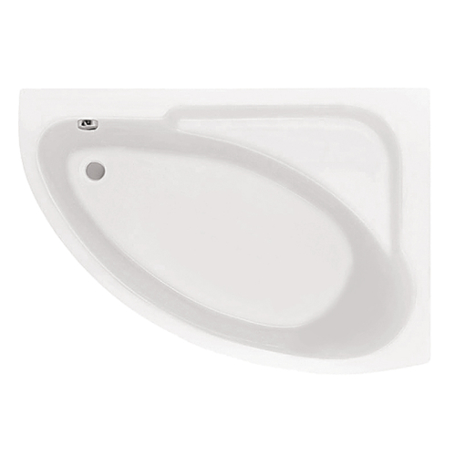 Ванна акриловая Гоа 150х100 правая Santek