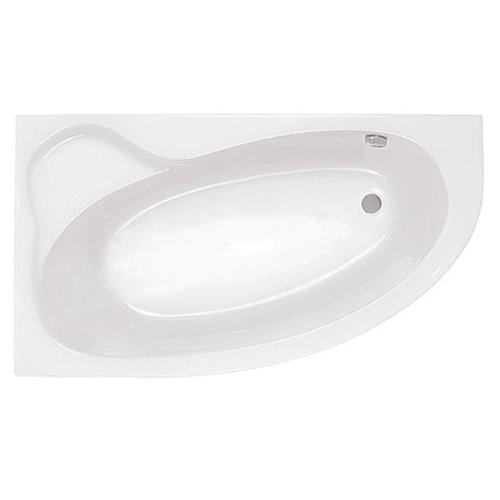 Ванна акриловая Эдера 170х110 левая Santek