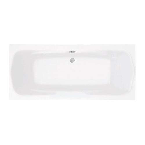 Ванна акриловая Корсика 180х80 с гидромассажем Базовая Santek