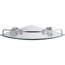 Fixsen FX-78503A Bogema Полка стеклянная угловая