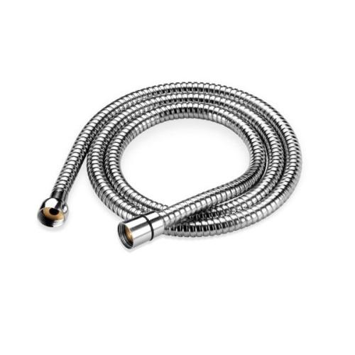 душевой шланг нержавеющая сталь 200 см с защитой от перекручивания Bravat P7234CP-1-RUS