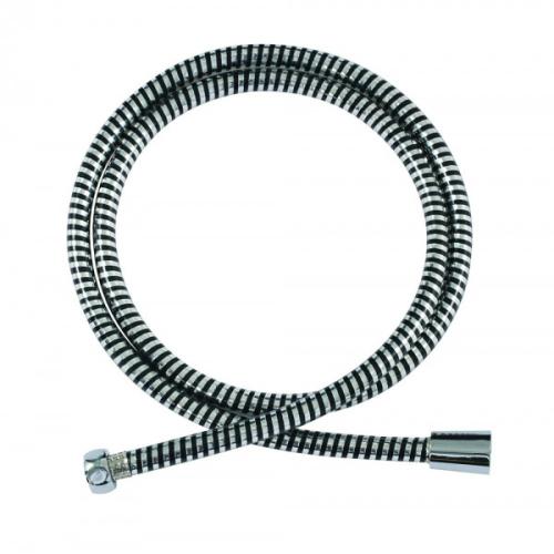 душевой шланг ПВХ 150 см с защитой от перекручивания Bravat P7233CP-RUS