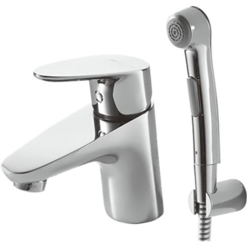 DROP смеситель для раковины с гигиеническим душем Bravat 7F14898C-2