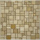 Мозаика из натурального камня Palermo Bonaparte