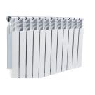 Heatex Радиатор алюминий 500/80 4 секций