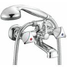 Смеситель для ванны и душа Smart Бэйс SM060003AA излив 120 мм