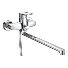 Смеситель для ванны и душа Smart Гармония SM124002AA_R излив 350 мм