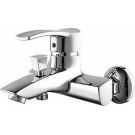 Смеситель для ванны и душа Smart Карат SM064003AA излив 120 мм