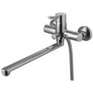Zenta Смеситель для ванны Новео излив 300 мм картридж 35 мм Z0102_R