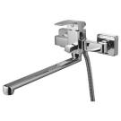 Zenta Смеситель для ванны Санон излив 300 мм картридж 35 мм Z0402_R