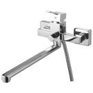 Zenta Смеситель для ванны Селесте излив 300 мм картридж 35 мм Z0302_R