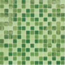 Elada Мозаика MC109 зеленый микс Econom