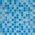 Elada Мозаика MC123 голубой микс Econom