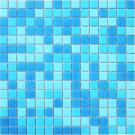 Elada Мозаика MCD002 бело-голубой Econom
