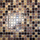 Elada Мозаика HK-12 чёрное золото Aventurin