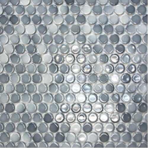 Elada Мозаика 19A-048 серая Ceramic