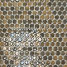 Elada Мозаика 19A-34 коричневая Ceramic