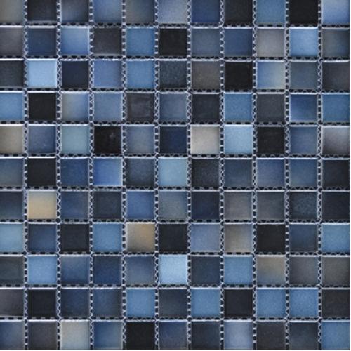 Elada Мозаика 25В-063 синий микс Ceramic