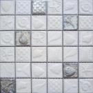 Elada Мозаика SH- F48004 серый морской микс Ceramic