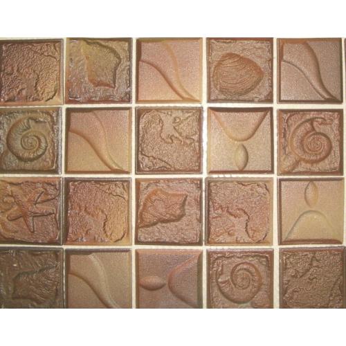 Elada Мозаика SН-W4822 песочный морской микс Ceramic