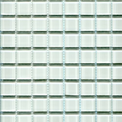 Elada Мозаика A101 белый Crystal