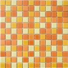 Elada Мозаика CB002 желто-оранжевый Crystal