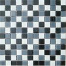 Elada Мозаика CB005 черно-белый Crystal