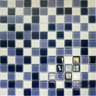 Elada Мозаика CB324 ультрамариновый микс Crystal