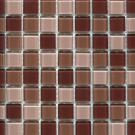 Elada Мозаика CB513 шоколадный микс Crystal