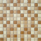 Elada Мозаика CB520 бежево-коричневый Crystal