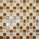 Elada Мозаика CB521 бежево-коричневый Crystal