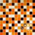 Elada Мозаика CB806 рыже -коричневая Crystal