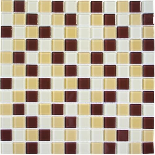 Elada Мозаика DM 104 песочно-коричневая Crystal