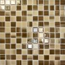 Elada Мозаика JSM-CH1018 бежевая полосатая Crystal