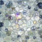 Elada Мозаика M8L3252 серый микс Luster Glass