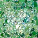 Elada Мозаика M8L3455 зелёный микс Luster Glass