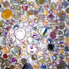 Elada Мозаика M8L3544 электрик микс Luster Glass