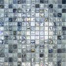 Elada Мозаика M8LА252 серый микс Luster Glass