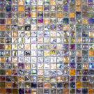 Elada Мозаика M8LА544 электрик микс Luster Glass